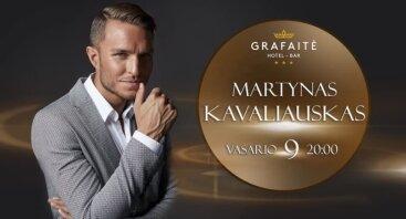 Martynas Kavaliauskas Grafaitėje!