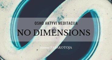 OSHO Aktyvi meditacija