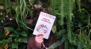 "Knygos pristatymas: Evos Tombak ""Minčių žvėrynas"""