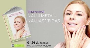"""Seminaras """"Nauji metai - naujas veidas"""""""