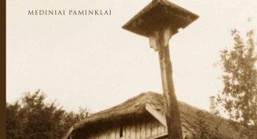 """Jolantos Zabulytės knygos """"Anykščių krašto kryždirbystė: mediniai paminklai"""" pristatymas"""