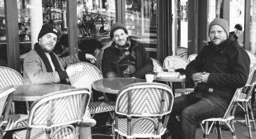 "Džiazo koncertas ""Frédéric Borey"