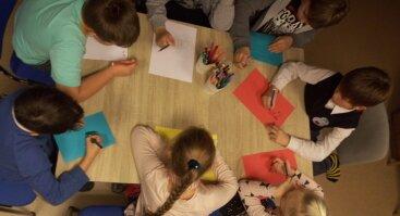 Emocinio intelekto lavinimas 7-10m. vaikams