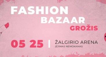 Fashion bazaar GROŽIS