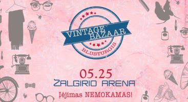Vintage bazaar blusturgis!