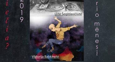 """ŽURNALO """"BALTAS KAMBARYS"""" PARODA """"KOSMOSAS KROSNYJE"""""""