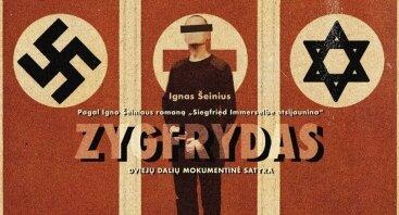 "Spektaklis ""Zygfrydas""   Vilnius"