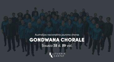 Australijos nacionalinis jaunimo choras Gondwana Chorale