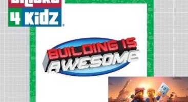 LEGO PAVASARIO STOVYKLOS su BRICKS4KIDZ