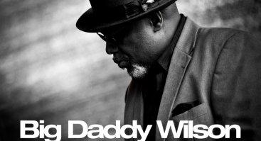 BIG DADDY WILSON – Intelektualus bliuzas (Vokietija)