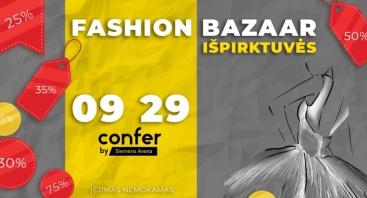 Fashion Bazaar Išpirktuvės Vilniuje