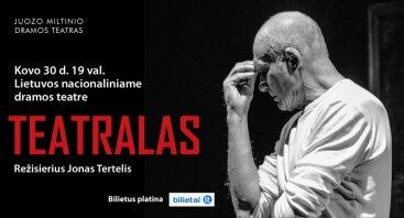 Teatralas I Vilnius
