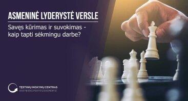 ASMENINĖ LYDERYSTĖ VERSLE (KAUNAS)