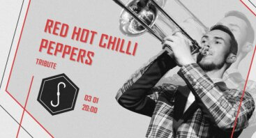 Red Hot Chilli Peppers Tribute // Sandėlis