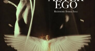 ALTER EGO | Spektaklis misterija