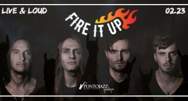 Fire it up: live & loud | palėpė