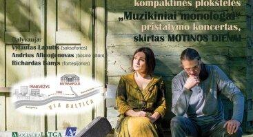 Olegas Ditkovskis ir Neda. Naujojo cd pristatymas ir koncertas Motinos dienai