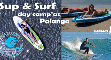Sup ir Surf day camp