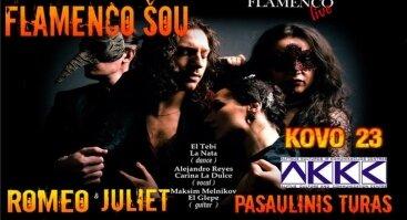 """Flamenko šou """"Romeo ir Džuljeta"""""""