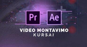 Video montavimo kursai, Vilniuje