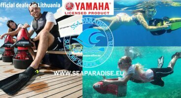 PRAMOGA SU YAMAHA SEA SCOOTERS