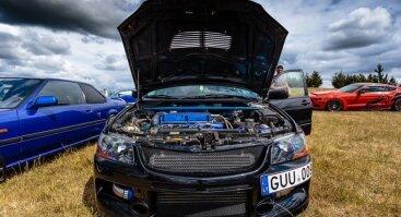 Išskirtinių transporto priemonių festivalis - Klaipėda Motor BBQ 2019