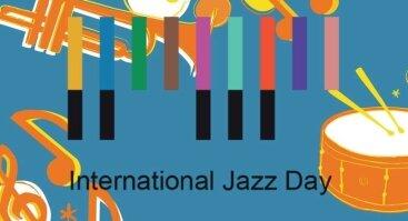 Tarptautinės džiazo dienos koncertas: ryškiausi džiazo kūriniai