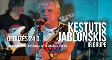 """Kęstučio Jablonskio ir grupės koncertas viloje """"Miško natos"""""""