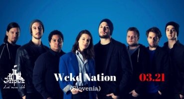 Grupė Wckd Nation (Slovenia) | Baras Jazzpilis