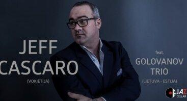 Jeff Cascaro feat. Golovanov trio