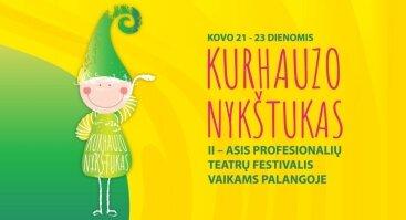 "Teatro festivalis vaikams ,,Kurhauzo nykštukas"""