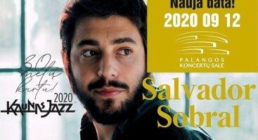 Kaunas Jazz 2020: SALVADOR SOBRAL (Portugalija)