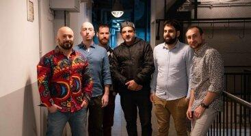 Kaunas Jazz 2019: SELAH COLLECTIVE (IZRAELIS); HUGE SOUL (LIETUVA)