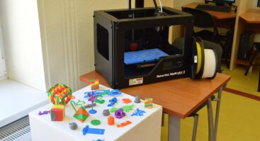 3D spausdinimo ABC