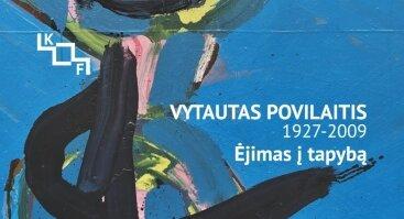 Edukacinė programa Vytauto Povilaičio parodoje