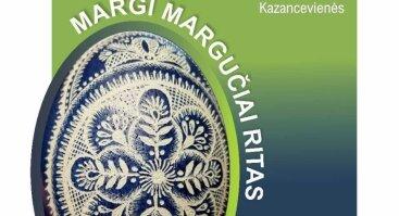 Margi margučiai ritas