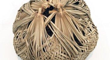 """Japonijos pluošto meno paroda """"Pynimas"""""""