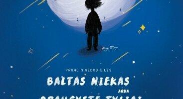 Knygos teatras BALTAS NIEKAS ARBA DRAUGYSTĖ TYLIAI/ Kamerinių spektaklių festivalis