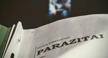 """Panevėžio teatras """"Menas"""" PARAZITAI/Kamerinių spektaklių festivalis"""