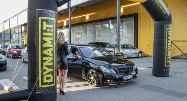 Orientacinės automobilių varžybos Kaune CRAZY TRIP 2019-03-23