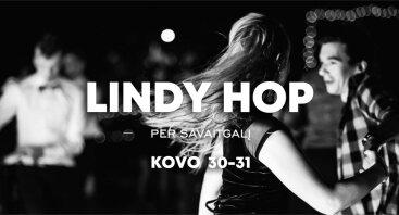 Lindy Hop Per Savaitgalį