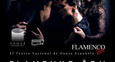 """Flamenko šou """"Romeo ir Džiuljeta"""""""