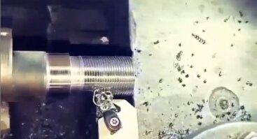 Atviros Metalo Dirbtuvės: Metalo Tekinimo pradžiamokslis