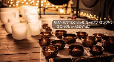 Transcendentinis Garso Patyrimas