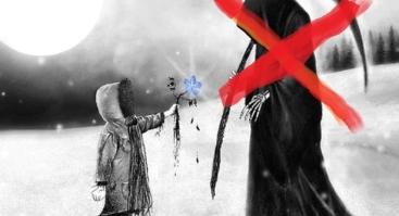 Mirties eutanazija - išjung mirties programą. Rusu kalba