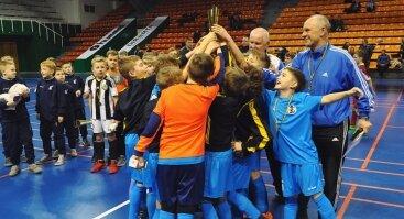 Lietuvos vaikų futbolo finalinės kovos