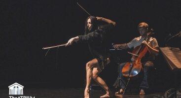 """""""Metų laikai"""" / Šeiko šokio teatras / III tarptautinis teatro festivalis """"TheATRIUM"""""""