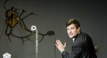 """""""Pamišėlis"""" / OKT / Vilniaus miesto teatras / III tarptautinis teatro festivalis """"TheATRIUM"""""""