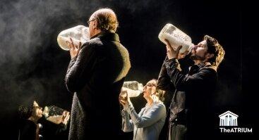 """""""Kalės vaikai"""" / Klaipėdos dramos teatras / III tarptautinis teatro festivalis """"TheATRIUM"""""""