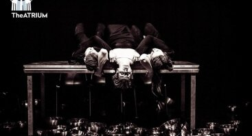 """Stabat Mater"" / Apeirono teatras /  III tarptautinis teatro festivalis ""TheATRIUM"""